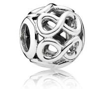 Charm  Unendlichkeit  Silber 791872