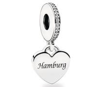 Damen Charm Silber onesize ENG792017CZ-HH
