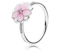 Kombinierbarer Ring Magnolie Pink 191026PCZ-48