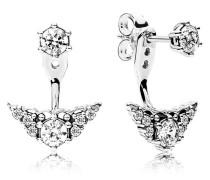 Damenohrstecker Märchenhafte Tiara Silber onesize 296228CZ