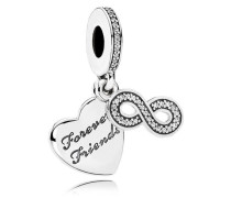 Charm  Forever Friends  Silber 791948CZ