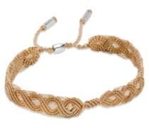 Armband Macramé Armband Beige 590711CBG-S2