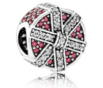 Funkelndes Geschenk rot Charm Rot Cubic Zirconia 792006CZR