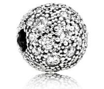 Damen Clip-Charm Stern Silber Cubic Zirconia onesize 791286CZ