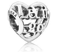 Damen Charm Silber onesize 791596