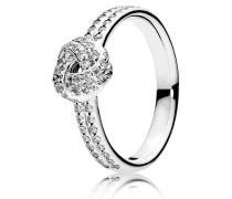 Damen Ring Liebe Silber 48 190997CZ-48