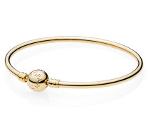 Armband   mit Kugelverschluss Gold 550713-17