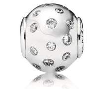Charm   Freude (Joy)  Silber Cubic Zirconia 796020CZ