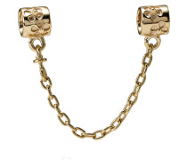 Damen Charm Komfortkette Weißdorn Gold 40 mm 750312-04