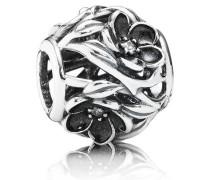 Mystische Blumen Charm Cubic Zirconia 791409CZ