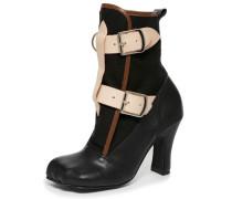 Black Bondage Boots