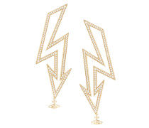 Isadora Earrings Gold Plated