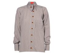 Squiggle Krall Shirt Brown