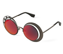 Sun and Moon Sunglasses Red VW9642RES