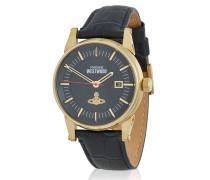 Blue Finsbury Watch