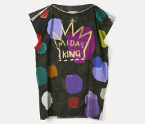 Nick Square T-Shirt Coloured Dots