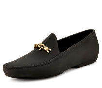 Black Barbed Wire Moccasin