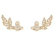 Amma Stud Earrings Gold Plated