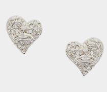 Tiny Diamante Earrings