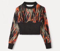 Phoenix Sweatshirt Flames