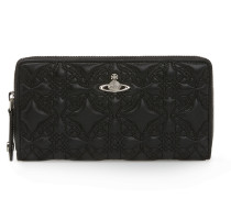 Coventry Zip Round Wallet 321530 Black
