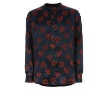 Casbah Shirt Blue/Red