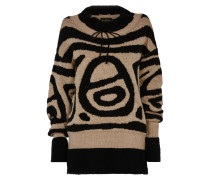 Anglomania Maria Jumper Straw/Black