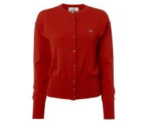 Classic Cardigan Red