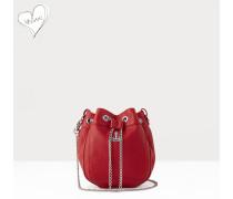 Johanna Bucket Bag Red