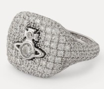 Prince Ring Silver-Tone