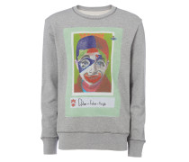 Dylan Roundneck Sweater Grey Marl