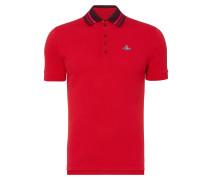 Krall Piquet Polo Shirt Red