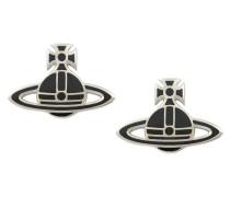 Anglomania Mini Metal Kate Earrings Black