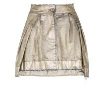 Anglomania Grand Hotel Skirt Gold