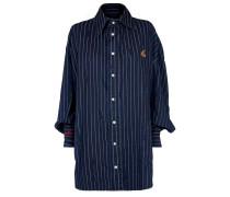 Anglomania Chaos Shirt Blue Pin Stripe