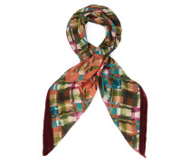 Orb Carre Scarf Olive