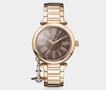 Mother of Orb Watch Rose Gold