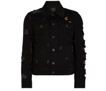 Anglomania New D.Ace Jacket Black Denim