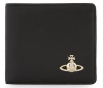 Nappa Wallet With Coin Pocket 51010009 Black