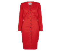 Wilma Dress Red