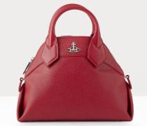Windsor Small Handbag Red