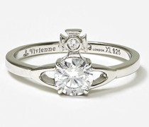 Reina Petite Ring Silver-Tone