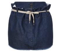 & Anglomania Alien Skirt Blue Denim