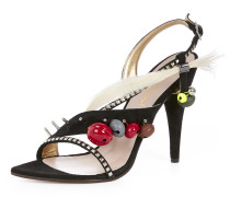 Voodoo Sandals Black