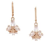 Marcia Drop Earrings Pink Gold