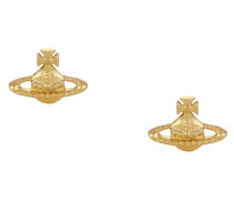 Gold Farah Earrings