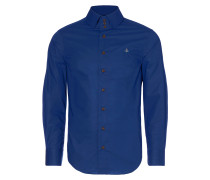 Krall Stretch Shirt Blue