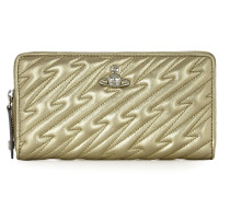 Coventry Zip Round Wallet 51050022 Gold