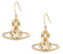 Astrid Drop Earrings Gold