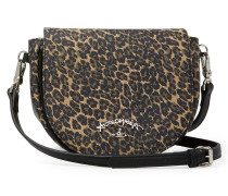 Anglomania Leopard Shoulder Bag 190039 Green